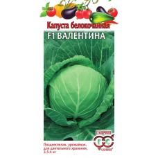 Капуста б/к Валентина F1  0,1г (для хранения)