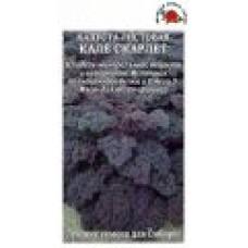 Кале Скарлет (капуста листовая)  (Сотка) 0,3г