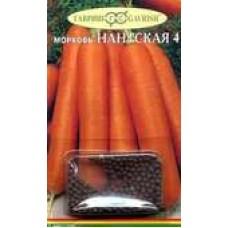Морковь гранулы Нантская 4, 300шт.