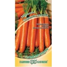 Морковь Карамель красная 150шт.,автор