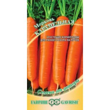 Морковь Карамельная 2г автор