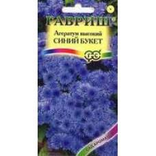 Цветок Агератум Синий букет 0,1г сер.Сад ароматов