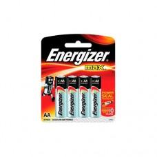 Батарейка Energizer Alkaline МАХ мизин (блист.4шт.)