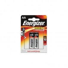 Батарейка Energizer Alkaline MAX мизин (блист.2шт.)