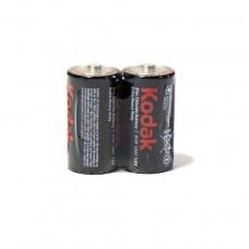 Батарейка Kodak R14 средняя (2шт.)