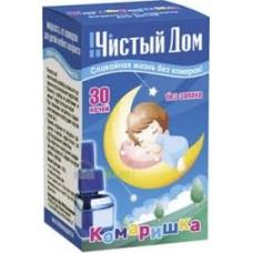 ЧД Жидкость от комаров  Комаришка для детей (30ночей)