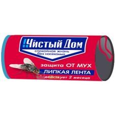 ЧД Липкая лента от мух с аттрактантом