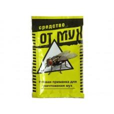 От мух приманка гранулированная 15г ОМ15