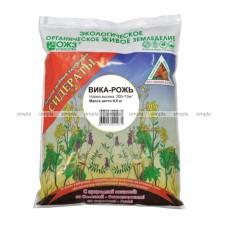 Зеленое удобрение - семена Вики-Ржи озимой (500гр.)