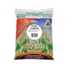 Зеленое удобрение семена ржи 500гр