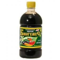Биогумус для овощей и томатов 1л (КРАТНО 6)