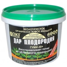 Гуми-30 Дар Плодородия (паста) 0,5кг (восстановление почвы)