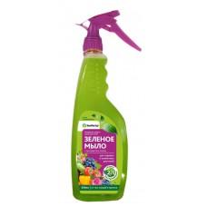 Зеленое мыло с пихтовым экстрактом+распылитель 500мл БиоМастер