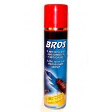 BROS Аэрозоль от ползающих насекомых,400мл