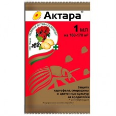 Актара амп.1мл (от колор.жука,тли и др.насек.)