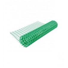 Сетка садовая 30*30 (шир.1,5м, дл.10м) зелен.