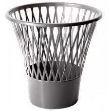 Корзина д/мусора 12л круглая Колор