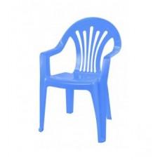 Кресло детское (голубой)