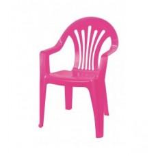 Кресло детское (розовый)