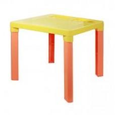 Стол детский (жёлтый) (уп.4)