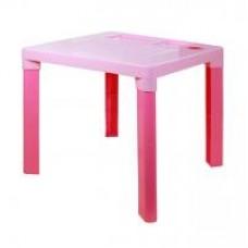Стол детский (розовый) (уп.4)