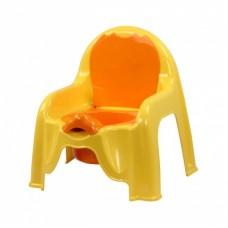 Горшок-стульчик (светло-желтый)