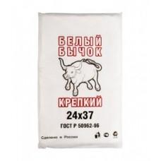 Пакет фасовочный 24х37 ПНД (8) в пластах Бычок Суперпак (уп.500шт.)