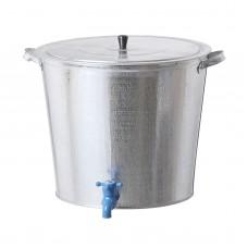 Бак оцинкованный 32л для воды с краником (Фопр)