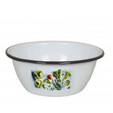 Миска 1,5л Свежая зелень (цилиндр.)TM Appetite 1с7с