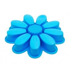 Форма для выпечки силиконовая №1 (26,5х4,5см)  Цветок