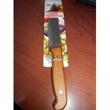 Нож Классик большой дерев.ручка 28,5см КН-103