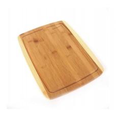 Доска разделочная из бамбука  №8 330х250х15мм