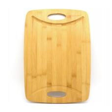 Доска разделочная из бамбука  №15 395х280х15мм