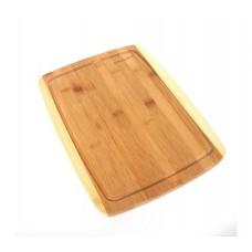 Доска разделочная из бамбука  №9 400х300х15мм