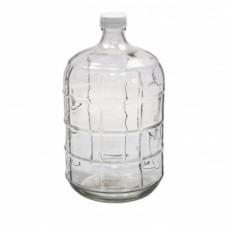 Бутыль 11,4л стеклянная