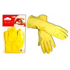 Перчатки хозяйственные,резиновые размер М Cameriera