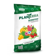 Грунт Plan Terra Универсальный  для садово-огородных растен.5л