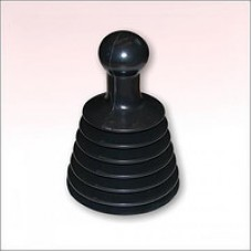 Вантуз-гармошка 20см,d-120мм (полиэтилен)